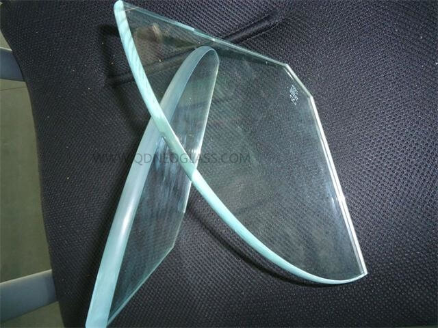 TEMPERED EXTRA CLEAR GLASS SHELF