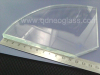 Tempered Glass Shelf-AS/NZS 2208: 1996, CE, ISO 9002