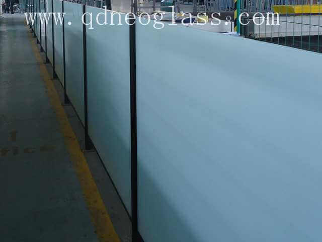 Clear Laminated Glass-AS/NZS 2208: 1996, CE, ISO 9002