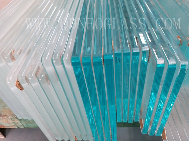 Tempered Glass With Polished Edges