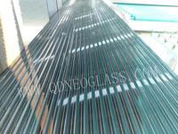 Polished Clear Laminated Glass-AS/NZS 2208: 1996, CE, ISO 9002
