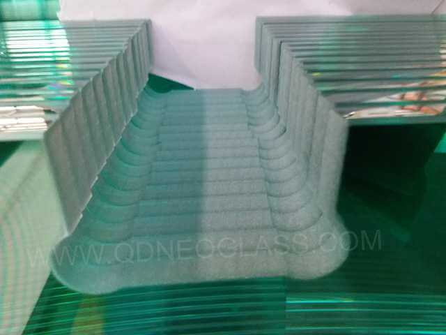 Tempered Shower Screen Glass-AS/NZS 2208: 1996, CE, ISO 9002