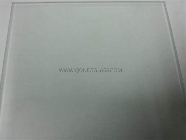 Acid Etched Design Glass (Frosted Glass, Satinize Glass)