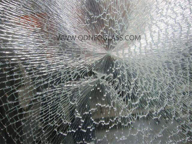 SGP Laminated Glass (Hurricane-Resistant Glass)-AS/NZS 2208: 1996, CE, ISO 9002