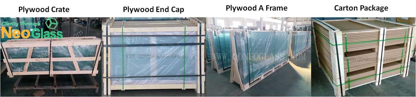 Tint Laminated Glass Strong Package