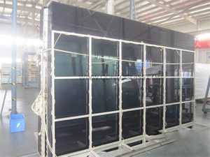 Grey Laminated Glass, White Translucent Laminated Glass, Milky White Laminated Glass, Laminated Glass Door