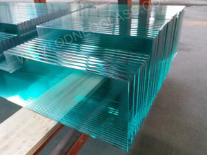 Balustrade Tempered Glass