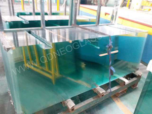 10mm Tempered Shower Enclosure Glass -AS/NZS 2208: 1996, CE, ISO 9002