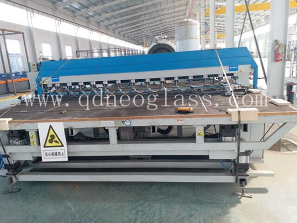 Lami Glass Cutting Machine
