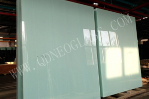 Cut to Size White Translucent Laminated Safety Glass-AS/NZS 2208: 1996, CE, ISO 9002