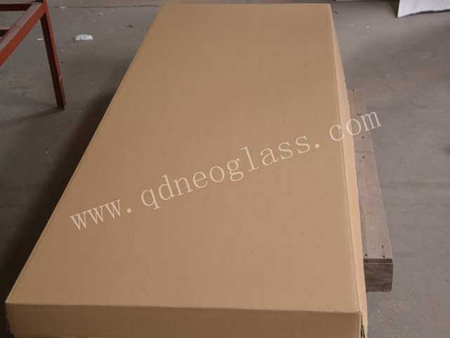 Tempered Glass in Individual Package For Enclosure, Fencing, Balcony, Balustrade & Stair Rainling-AS/NZS 2208: 1996, CE, ISO 9002