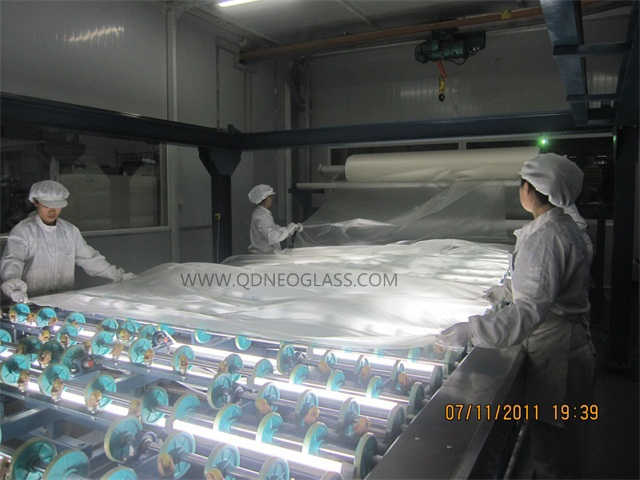 Stepped Insulating Laminated Glass Unit-AS/NZS 2208: 1996, CE, ISO 9002