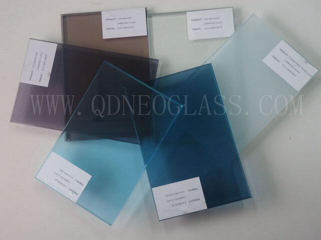 Tint LAMINATED GLASS